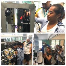 Fiji AO sensor training